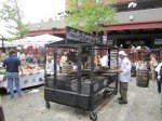2nd Annual Summer Spit BBQ, June 3, Studio Square, Astoria. Join Chef David Burke and brewmaster Jim Koch on June 3 for a day full of unlimited pork goodness and Sam Adams on tap. The event is held at Astoria's Studio Square, 36th Street between 35th and 36th avenues.