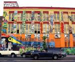 5Pointz Graffiti. Have you ever ridden the 7 train? I mean past Grand Central and all the way into Queens. Have you? If you have, you've passed by a giant warehouse plastered in vibrant graffiti art. This is 5Pointz Graffiti, and it is a real thing. Tours are offered weekly where you can learn the stories behind the art and see the artists in action.