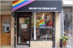 The Big Gay Ice Cream Shop. This overt ice cream parlor has garnered quite a reputation for itself as being big, gay and delicious. The lines speak for itself. Note: This is on the same block as Porchetta. See where I'm going with this?