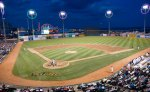 Brooklyn Cyclones. Sure, it's not the Majors, but Minor League baseball promotes conversation! Head out to Coney Island's MCU Park to represent Brooklyn's finest!