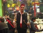 Astoria's Little Egypt. Hookah houses and Egyptian restaurants flank Astoria's historic Steinway Street. Sit al fresco smoking on some hookah pipes, drinking Arabic tea and eating some very, very weird things.