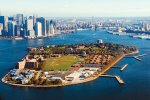 Governor's Island. Take the ferry to this island off Manhattan's southern tip. Rent bikes, explore the bar scene or lay out in the sun and enjoy some piece and quiet away from the mainland.